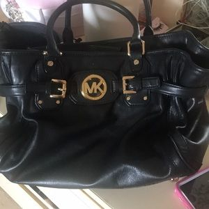 Mk black bag